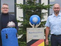 André Gügel ist neuer Inspektionsleiter der Bundespolizei Selb