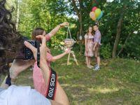 """Wiesenfest-Porträts unterstützen """"Zukunft Kinder"""""""