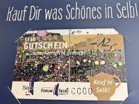 """Forum """"Selb erleben"""" verkauft 10.000sten Gutschein"""