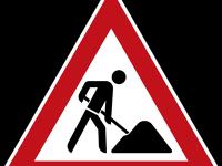 Fahrbahnerneuerung zwischen Selb und Hohenberg