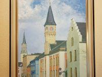 Neues Kunstwerk für das Selber Rathaus