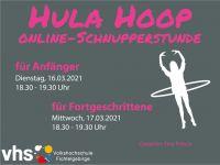 Trend-Workout Hula-Hoop: Schnupperstunde für Anfänger