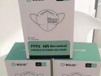 Kostenlose FFP2 Masken für pflegende Angehörige