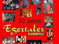 Egertaler-Blasmusik und Spielmannszug-Melodien auf CD