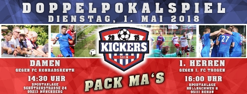 kickers selb banner 1mai